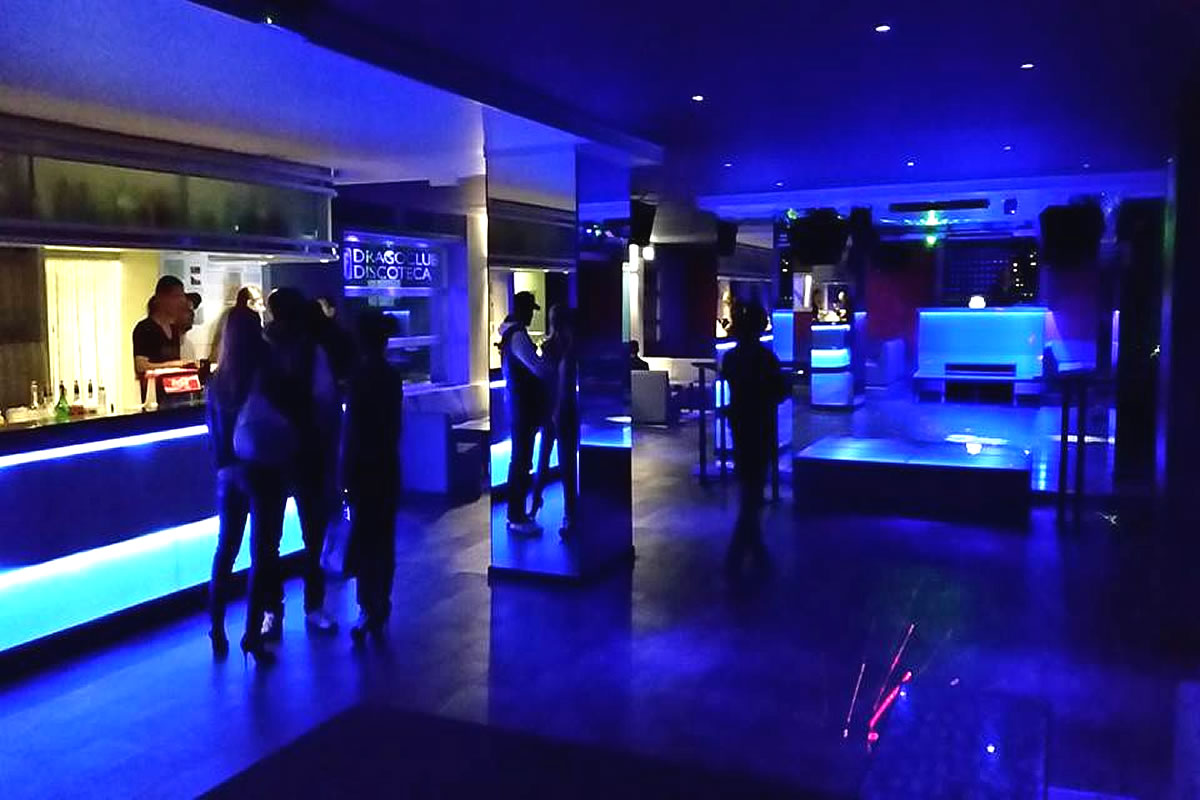 Disco Drago Club in Lignano Sabbiadoro - City zone