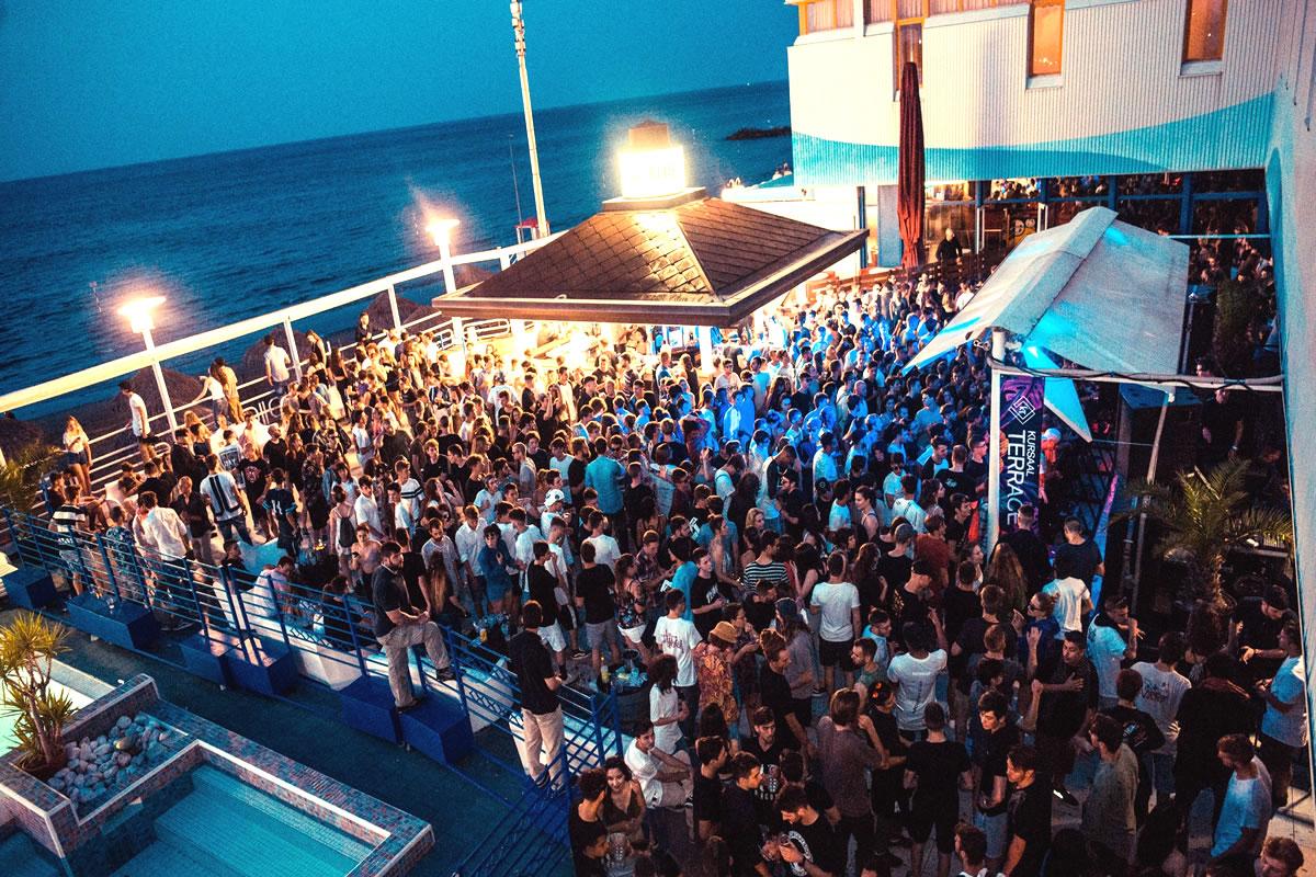Disco Kursaal in Lignano Riviera