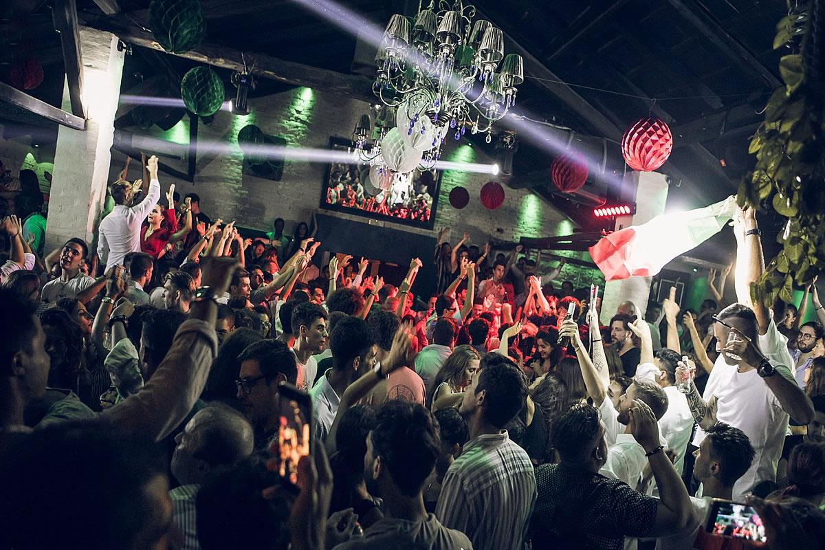 Disco Mr.Charlie in Lignano Riviera